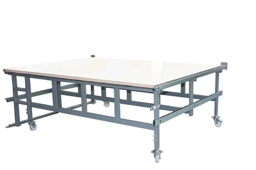 TRANSFER TABLE