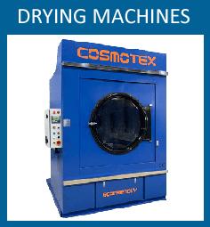DRYING MACHINES GARMENTS