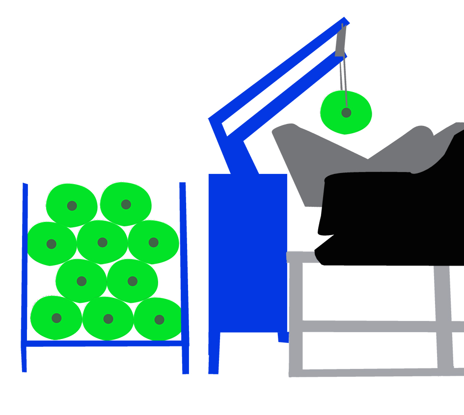 ROLL LOADER WITH CHAINS DIAGRAM